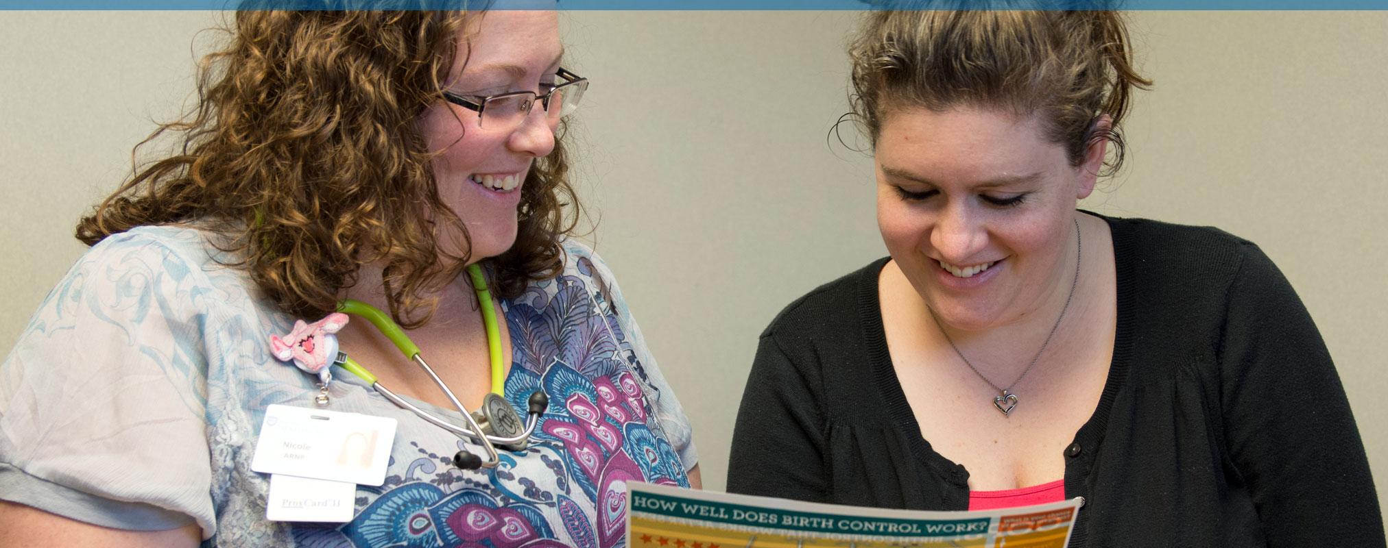 Birth Control - Eastern Iowa Health Center